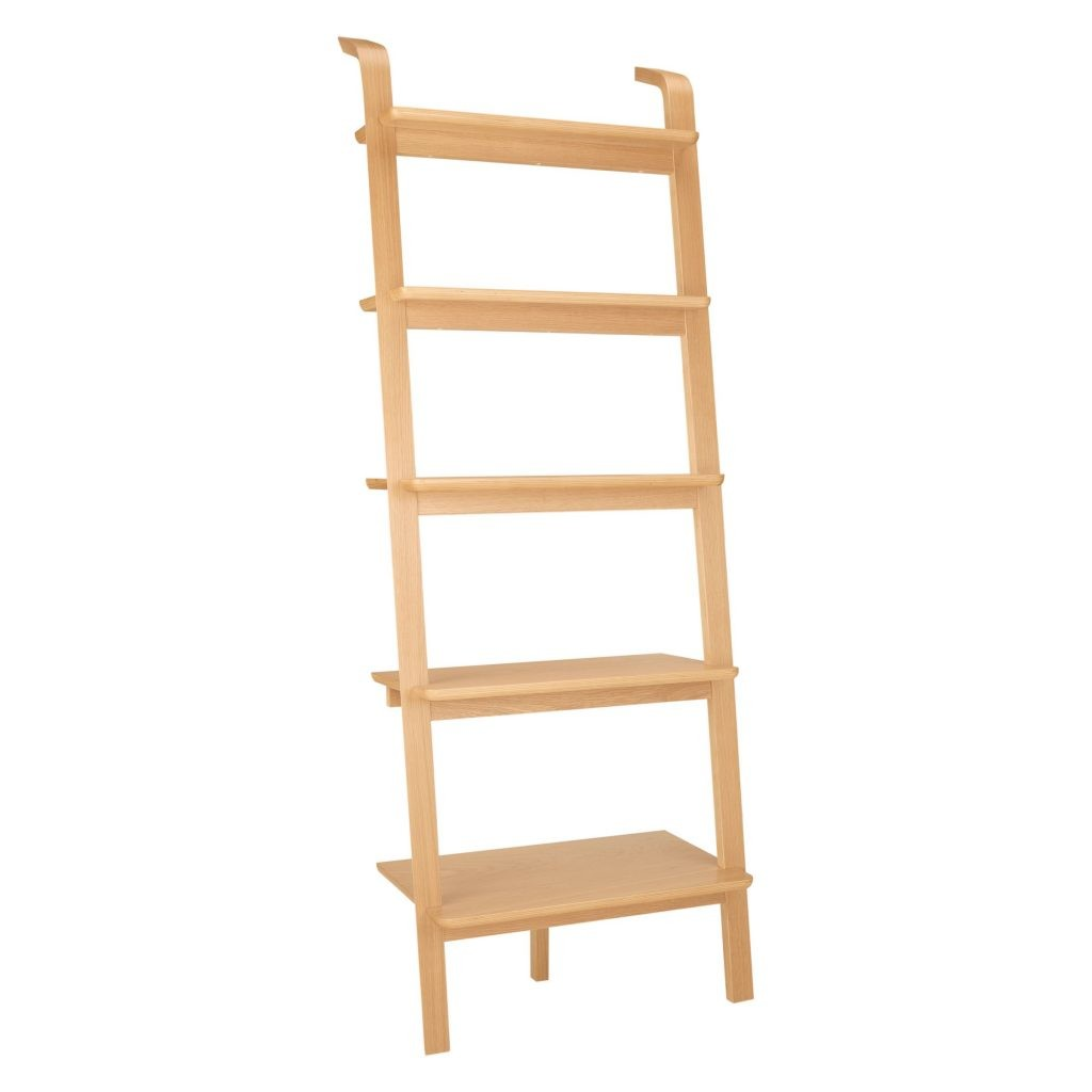 quality design 693e4 2c28b Leaning Ladder Style Bookshelves – The Furniture Co