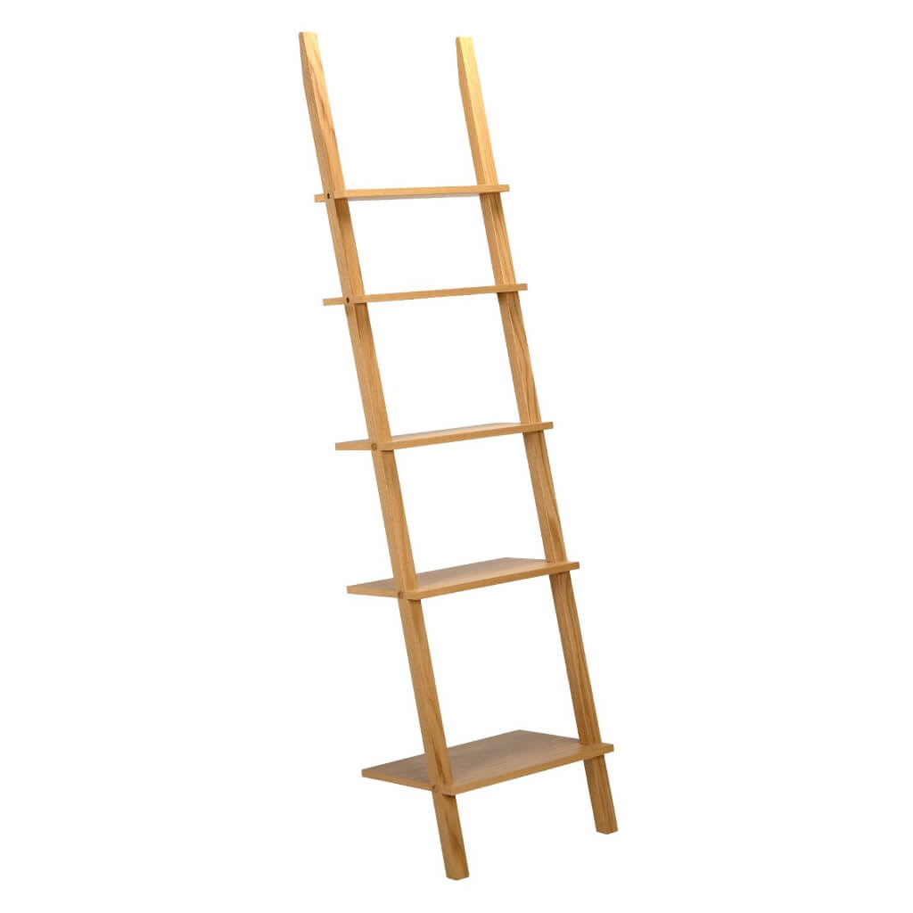 narrow ladder bookcase bookcase ladder narrow white se waite