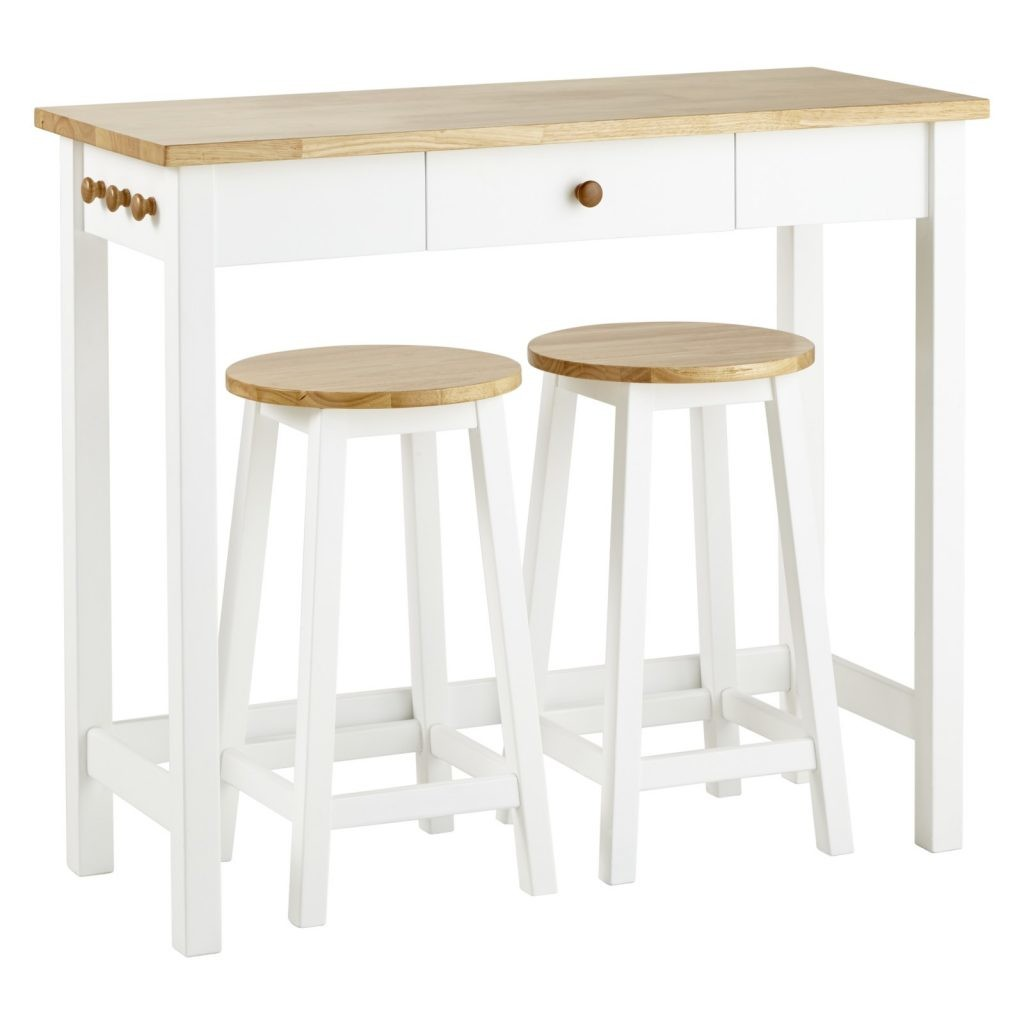 Adler Bar Table U0026 Stools ...