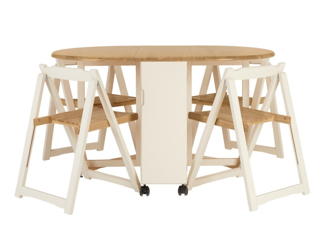 Swell Dining Tables For Tiny Spaces The Furniture Co Squirreltailoven Fun Painted Chair Ideas Images Squirreltailovenorg