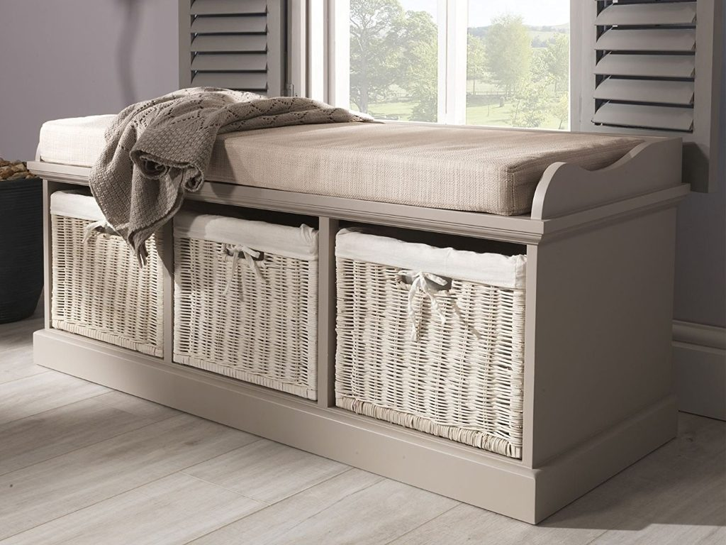 Picture of: Hallway Storage Benches The Furniture Co