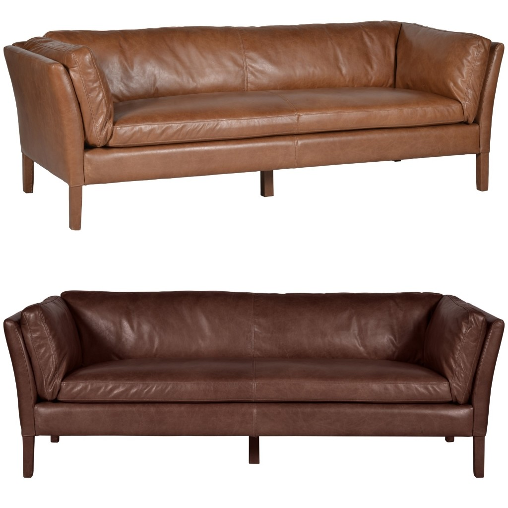 Groucho Leather Sofa
