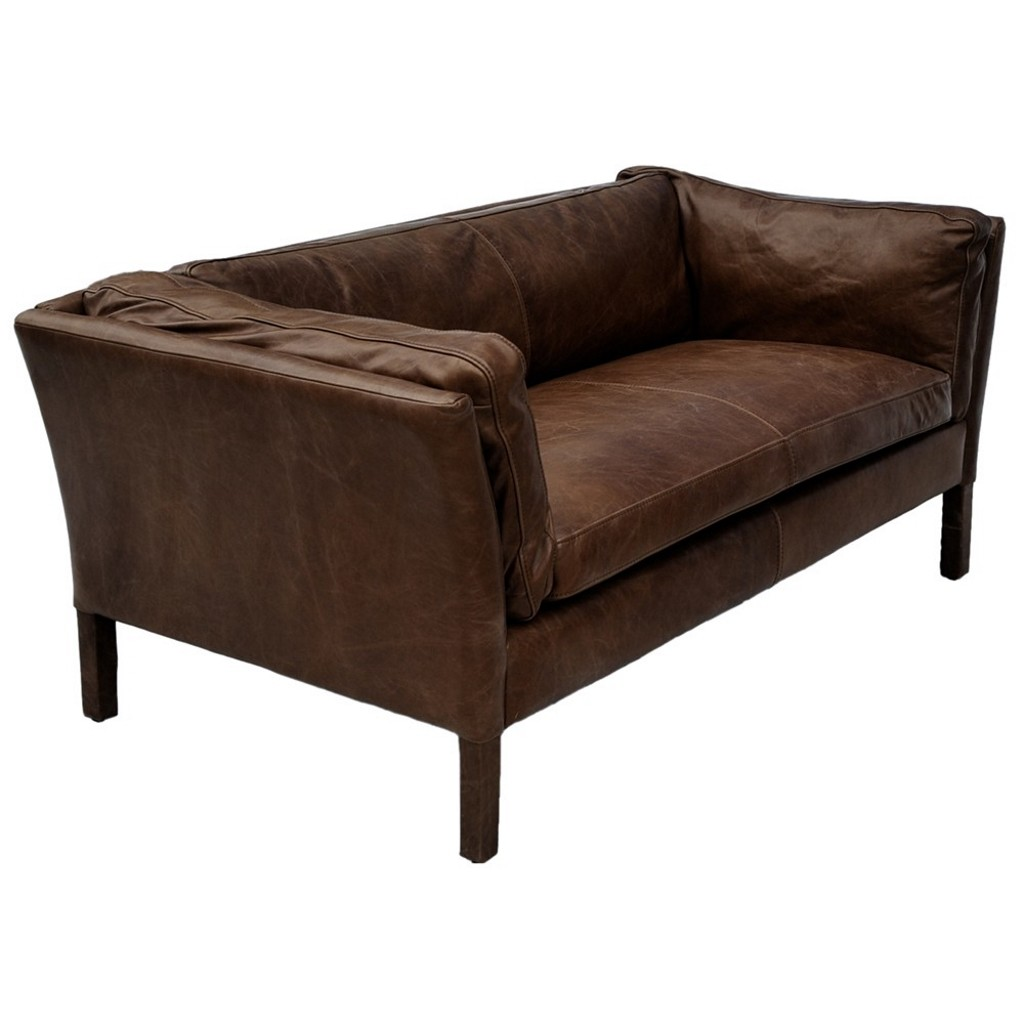Halo Leather Sofa Halo President 2 Seater Leather Sofa Thesofa