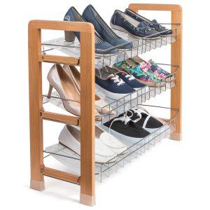 Hallway Shoe Racks