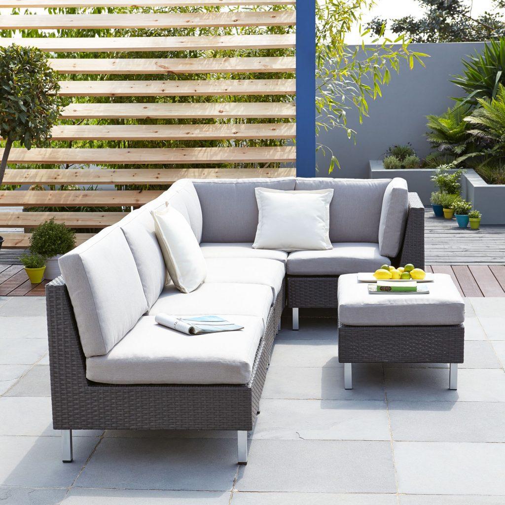 Modular garden seating