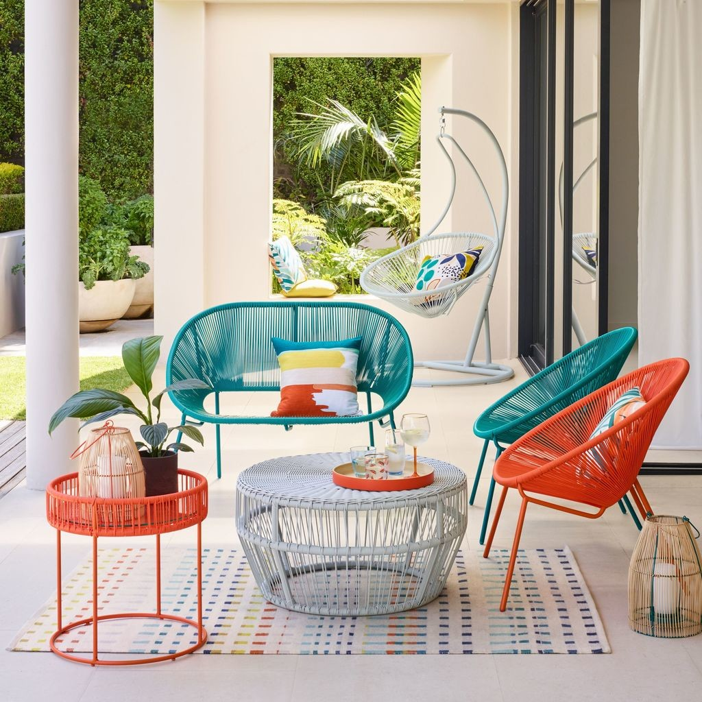 Lois Garden Furniture Range The Furniture Co