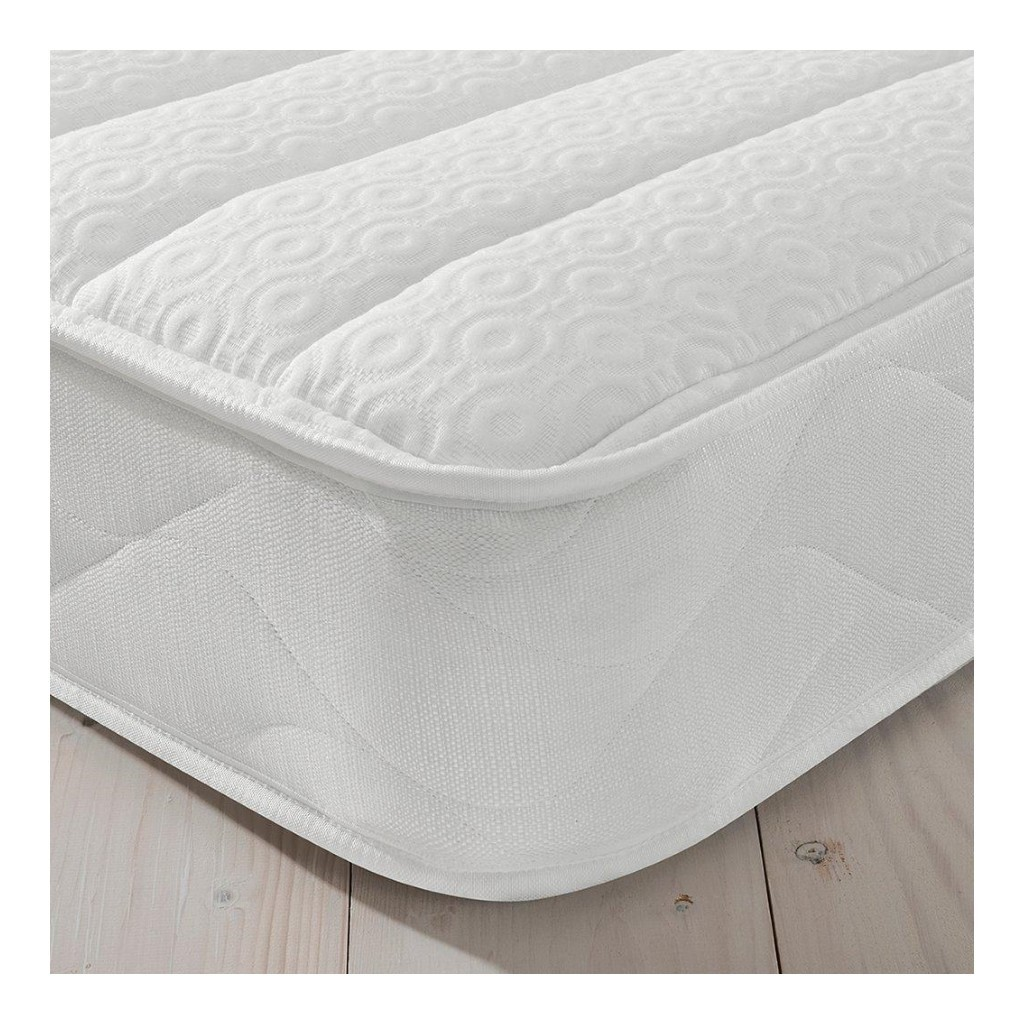 Sprung foam mattress