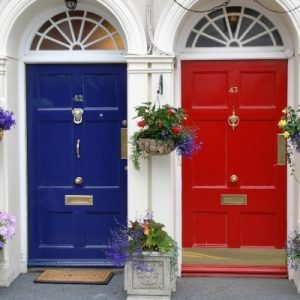 What Does the Colour of Your Front Door Say About You?