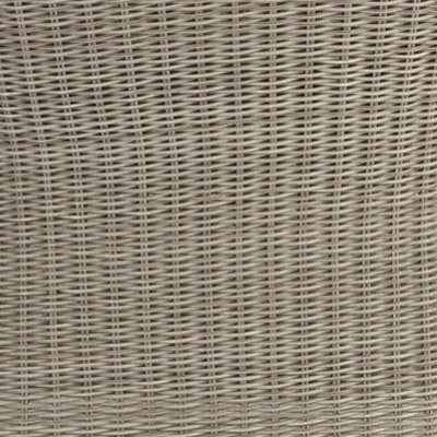 Grey Synthetic Wicker