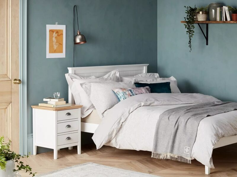 Albany painted bedroom furniture
