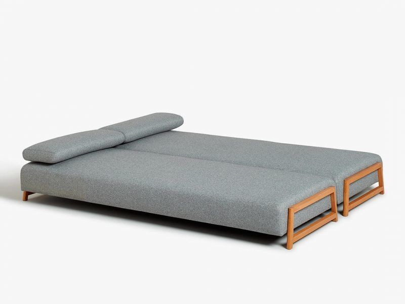 Day bed as a double
