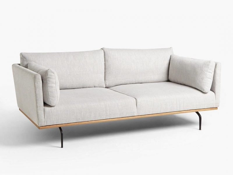 4-seater platform sofa