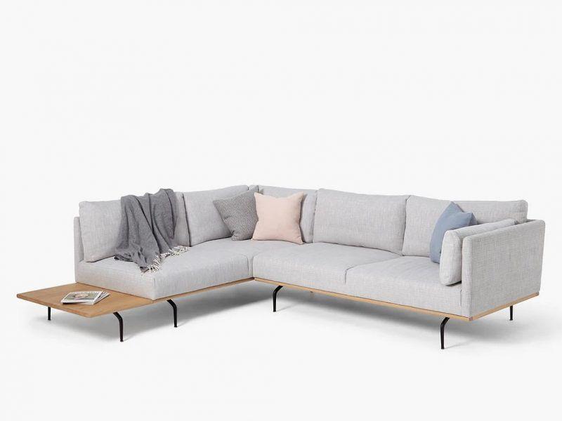 Corner platform sofa