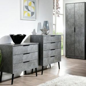 Swift Berlin Bedroom Furniture Range
