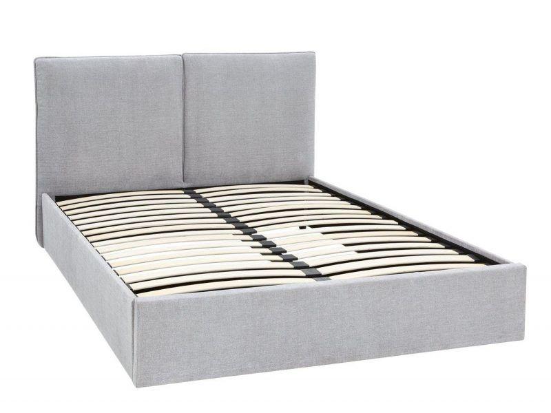 Harper bed frame slatted base