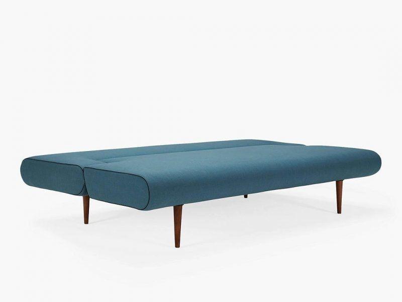 Unfurl sofa bed laid flat
