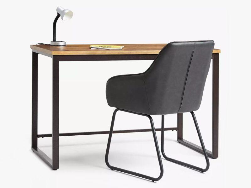 Chunky industrial desk