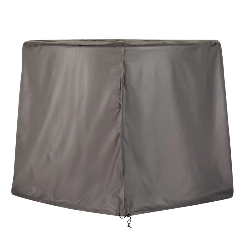 Large grey outdoor furniture cover