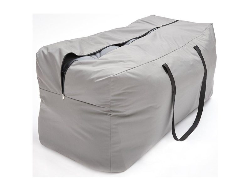 Small waterproof cushion storage bag