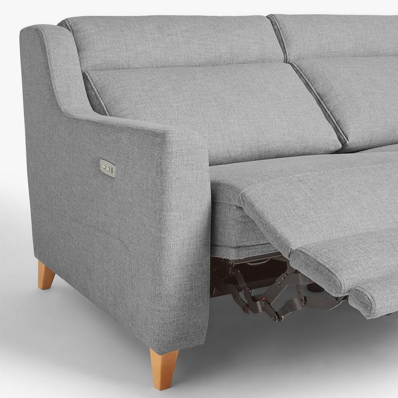 Reclining sofa mechanism