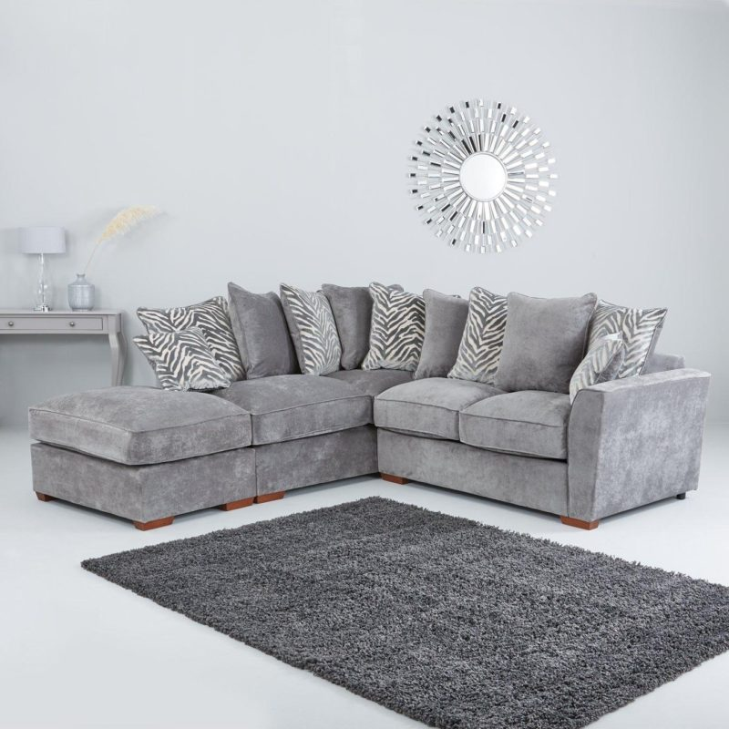 Left handed corner sofa