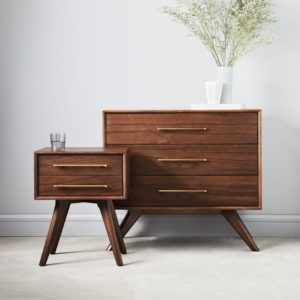 Mid century style drawers