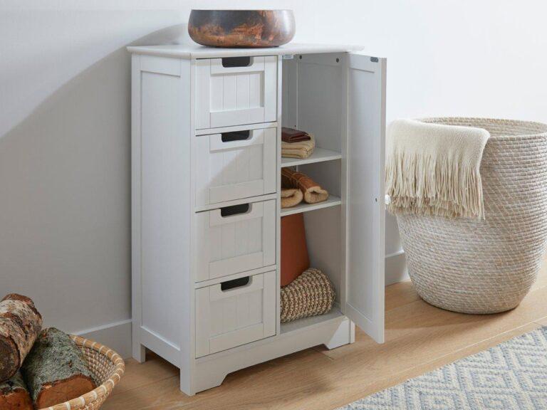 Shaker-style floor cabinet