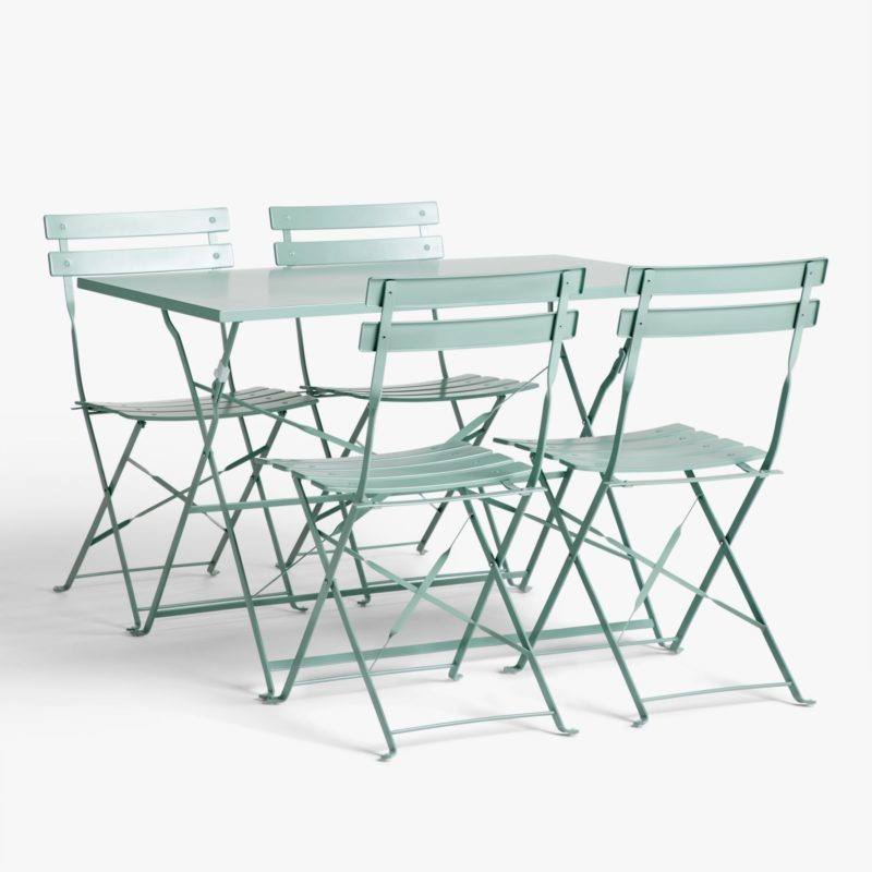 4-seater outdoor dining set