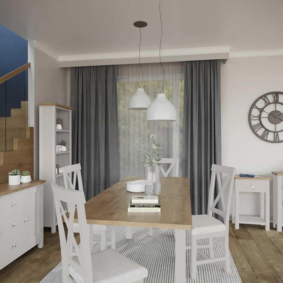Fontana country dining furniture