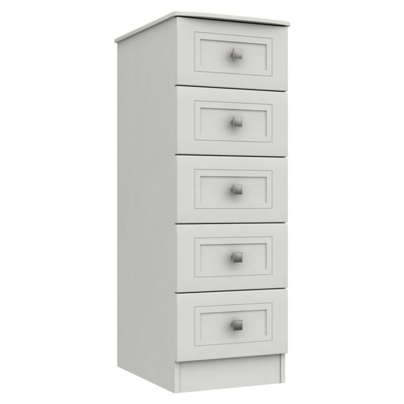 5 drawer slim chest