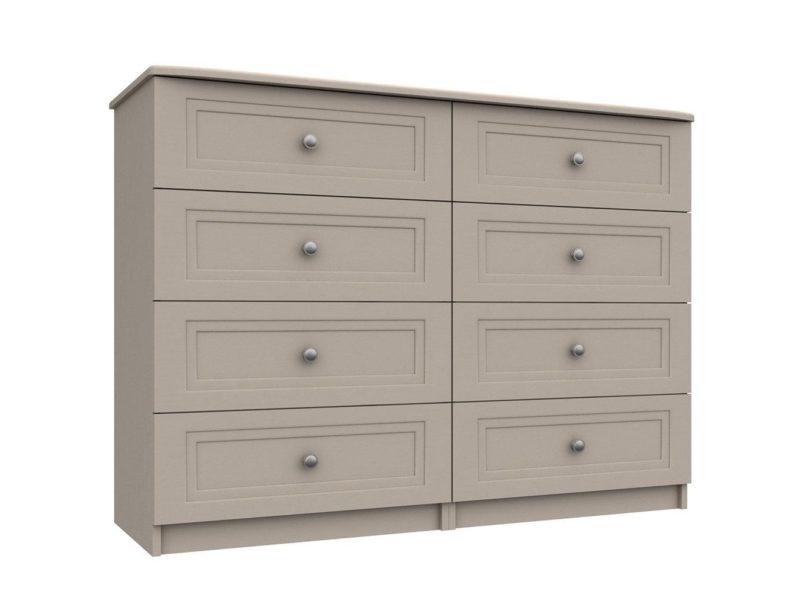Horizontal 8-drawer chest