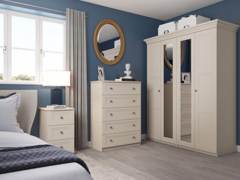 Taupe bedroom furniture