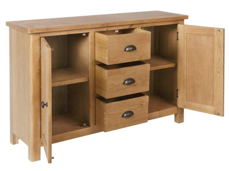 Oak sideboard