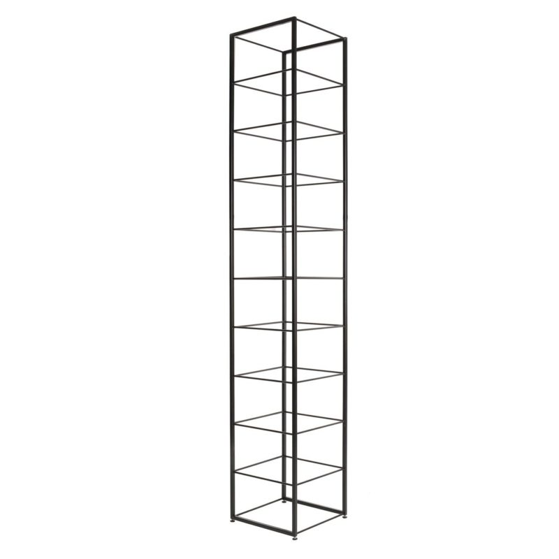Tall modular shelving unit