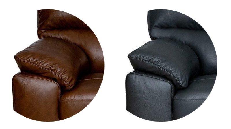 Ambrose leather colours
