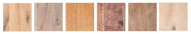 Wood finish options for the Stockholm AV Unit