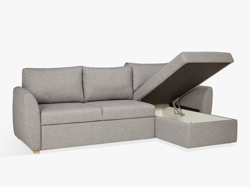 Storage chaise end