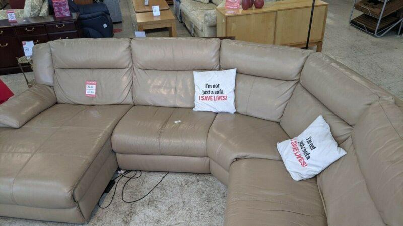 Second-hand sofa