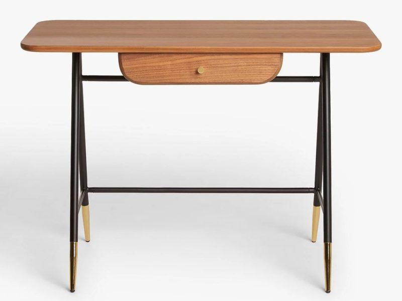 Mid-century-style desk
