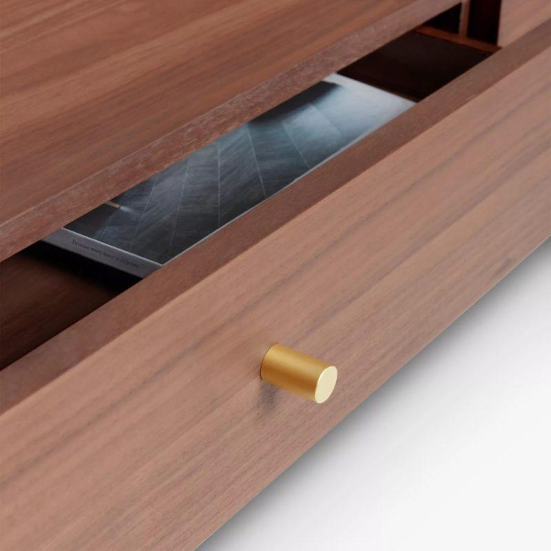 Penny Desk drawer detail