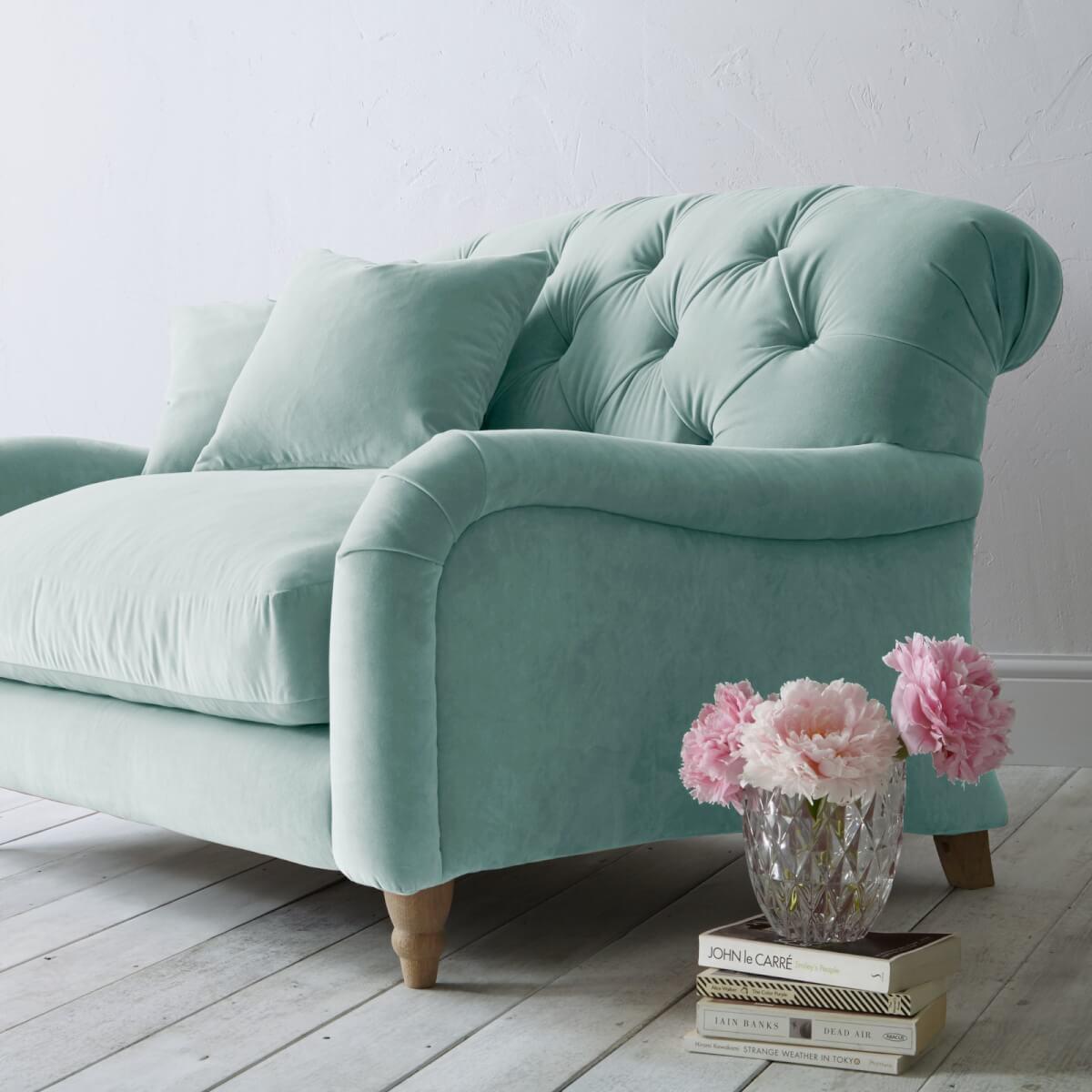 Snuggler Style Sofa