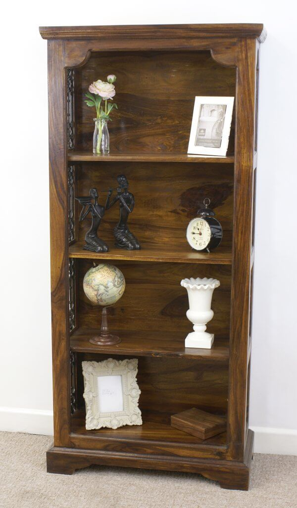 Indian Jali Style Bookcase