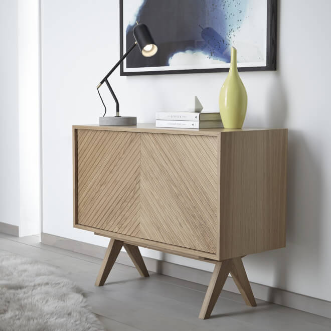 Bethan Gray for John Lewis Newman Dining Room Furniture  : Newman 2 Door Small Sideboard from thefurnitureco.uk size 660 x 660 jpeg 35kB